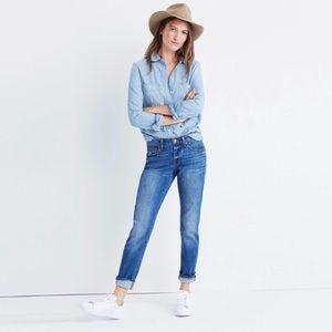 Madewell The Slim Boyjean in Walton